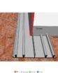 PVC วอเตอร์สต๊อป RB8aT แบบวางพื้น ขนาด 8 นิ้ว