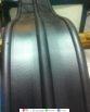 PVC วอเตอร์สต๊อป A12aT 12 นิ้ว 3 ปุ่ม หนา 5 มม. (มอก.)